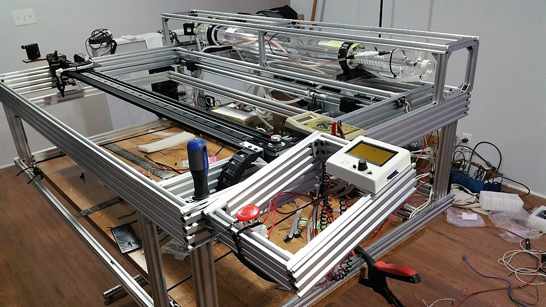 80 Watt Laser Cutter Openbuilds Part Store