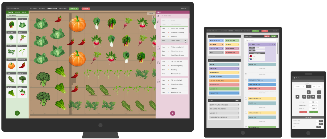 Farmbot Software