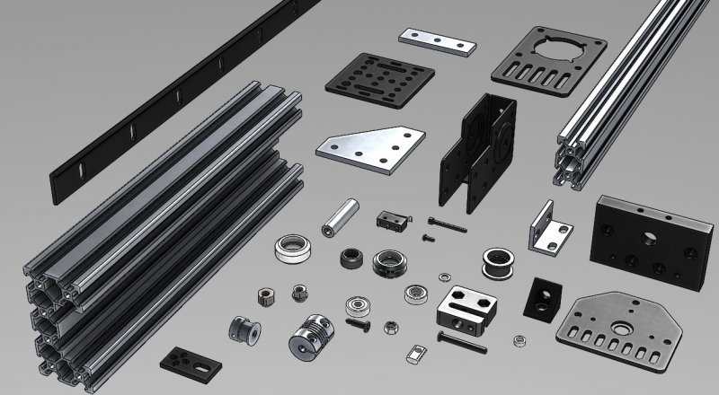 Official OpenBuilds Solidworks Parts Library - OpenBuilds