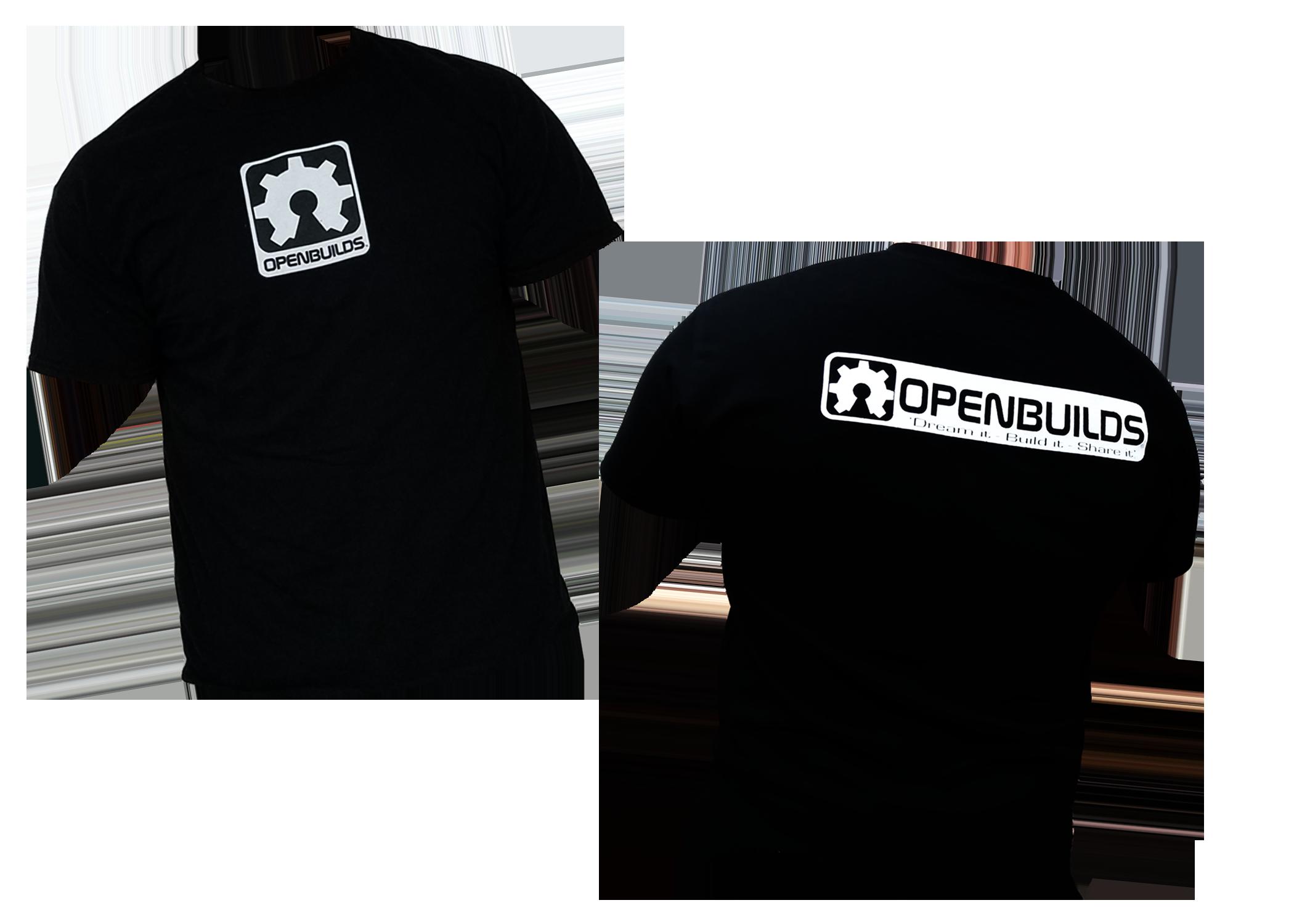 OpenBuilds Gear T-Shirt